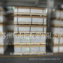 Es la aleación usada para la aplicación del cable precio bajo 3003 hoja de aluminio H22