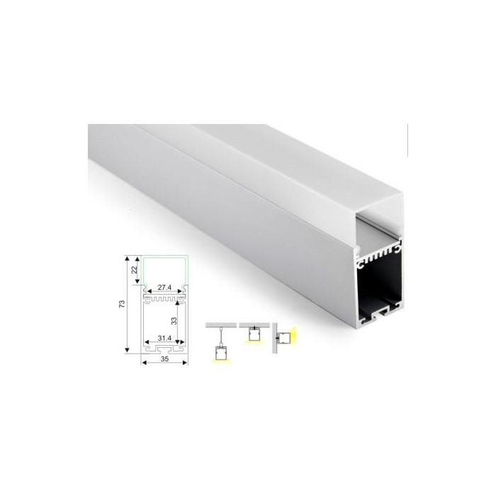 Configurable Offical Linear Light