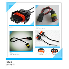 High Quality Car Waterproof AMP/Tyco Auto 2 Pin Male Female Wire Connector
