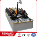 Metal drywall track channel making machine