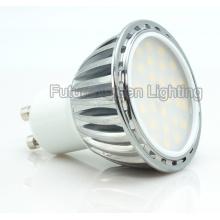 Alta potencia 6.5 vatios GU10 LED Spot de iluminación