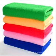 Toalhas de rosto mágico de toalha de microfibra Toalhas de rosto mágico de toalha de microfibra