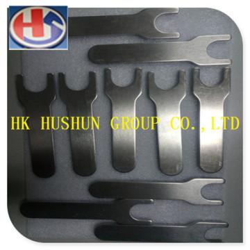 Chave de alumínio / chave de alumínio personalizada de alta precisão (HS-AW-001)