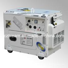 Super Silent Benzin Generator (GG6500S)