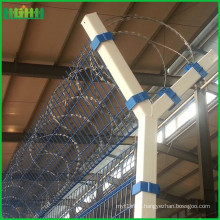 Japan solar power site fence/Airport Welded Wire Mesh Fence,Warehouse Fence,Highway Fence