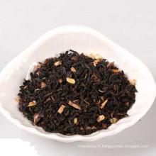 Dian Hong citron aromatisé thé noir