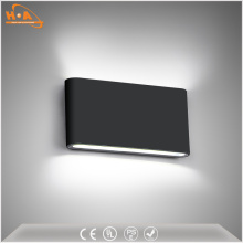Lámpara de pared de interior al aire libre de LED Lámpara de pared de aluminio