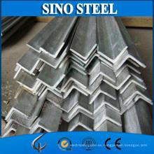 Barra de ángulo de acero igual de acero laminado en caliente para la construcción