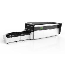 Máquina de corte a laser de fibra para alumínio