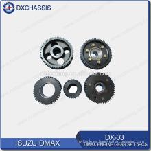 Juego de engranajes Dmax Engine Original 5Pcs DX-03