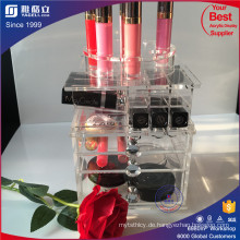 New Coming Spinning Lippenstift Acryl Tower