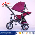 Alibaba baby tricycle children bicycle in yiwu/4 in 1 toddler tricycle for sale/three wheel bicycle for kids