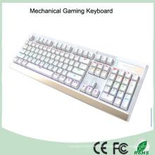 7 Multi-Color LED-Hintergrundbeleuchtung Backlit Mechanische Game Keyboard