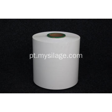 PE Silage Wrap Film High Tack Branco