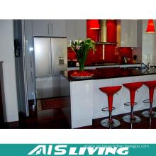 Pequeño gabinete de cocina UV diseño de la puerta (AIS-K169)