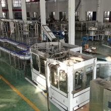 Modern popular carbonated drink filling machine carbonated filling machinery