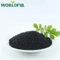 source végétale populaire acides aminés balle brillante engrais organique avec npk 12-3-3