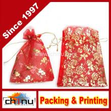 Geschenkverpackung Baumwolle / Leinentasche (9117)