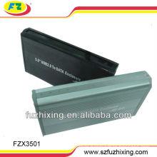 3.5 Inch USB 2.0 SATA HDD External Case