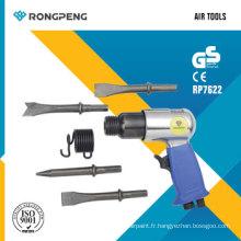 Rongpeng RP7622 marteau pneumatique W / 4 175mm ciseaux