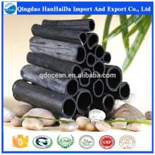 Charbon de bois de bambou 100% naturel pur avec le prix raisonnable et la livraison rapide sur la vente chaude!
