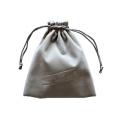 Bolsas de tela personalizadas con cordón para embalaje.