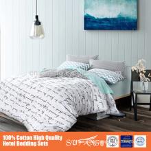 Alibaba chinese bedding set 2015 bed sheet duvet cover factory pillowcase