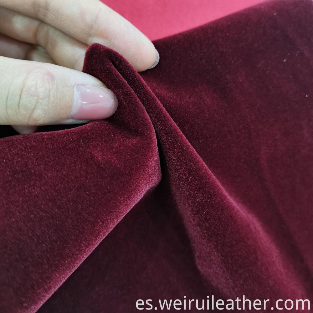 Good Breathability Flocked Fabric