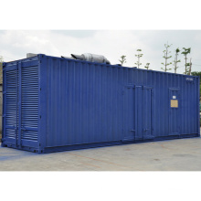 500kw Containerized Diesel Generator with Doosan Engine