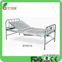 one crank stainless steel hospital bed