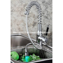 Pull out LED Kitchen Faucet