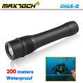 Maxtoch DI6X-2 Cree LED impermeável lanterna