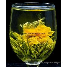 Cun Si té verde floración-BMG071