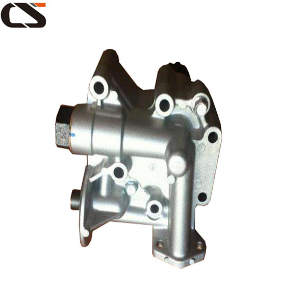 PC300-8 fuel supply pump