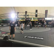 FIBA merekomendasikan Basketball Sports Flooring