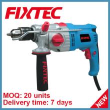 Broca de impacto eléctrica Fixtec 1050W de 13mm de martillo de velocidad variable