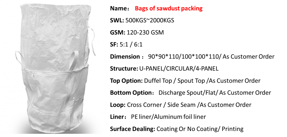 Bag Of Sawdust
