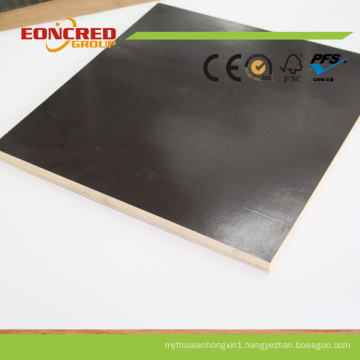 Concrete Formwork Plywood Film Faced