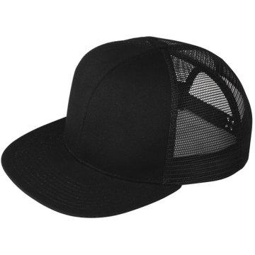Mode maille blanc camionneur chapeau en gros