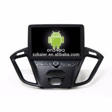 Oktakern! Auto-dvd Android 7.1 für Trasit mit 9 Zoll kapazitivem Schirm / GPS / Spiegel-Verbindung / DVR / TPMS / OBD2 / WIFI / 4G