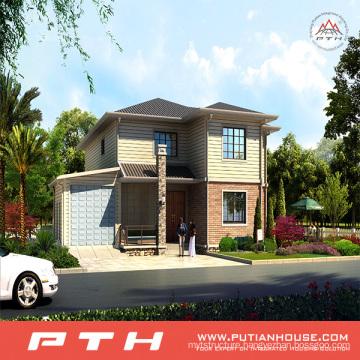 Light Steel Villa House as Prefab Modular Building