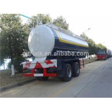 2 axles Corrosive Liquied Semi-trailer