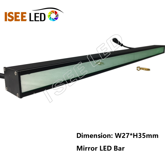ضوء فضي RGB LED Pixel Bar