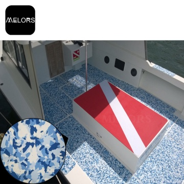Melors 위장 시트 Coaming Bolsters For Boats