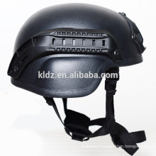 High Performance Aramid Material Ballistic Helmet