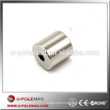 Newest D20xd6x20mm N42 Neodymium Ring Magnet
