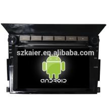 FÁBRICA! DVD de coche con enlace espejo / DVR / TPMS / OBD2 para sistema Android de 6.2 pulgadas 4.4 Honda Pilot