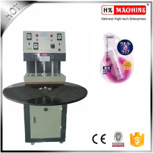 Manuelle Pvc-Blasen-Papierdichtungs-Verpackungsmaschine