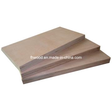 Китайский полный твёрдой древесины Фанера для мебели & украшения