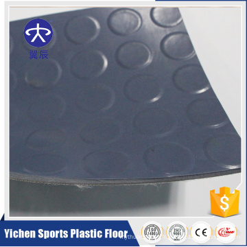Plancher d'autobus de plancher de vinyle de PVC homogène